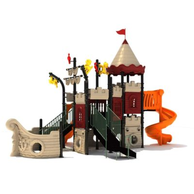 Themed & Imaginative Playgrounds