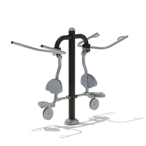 Double Lat Pull Down