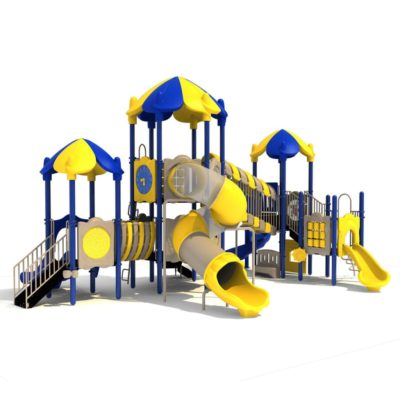 Ages 5-12 Years Play Structures