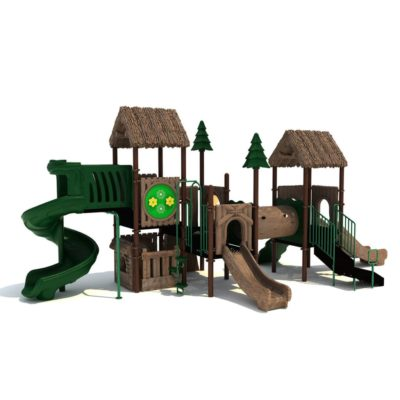 Nature Themed Playgrounds