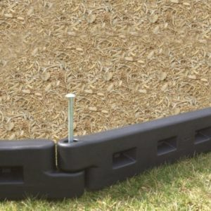 APS 8 inch border with stake