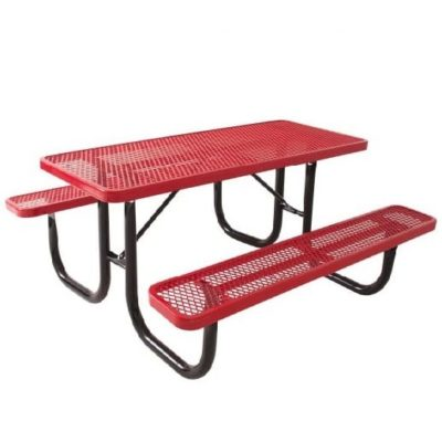 6 Foot Canopy Picnic Table