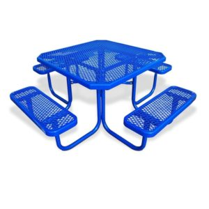 Extra Heavy-Duty Thermoplastic Octagon Table