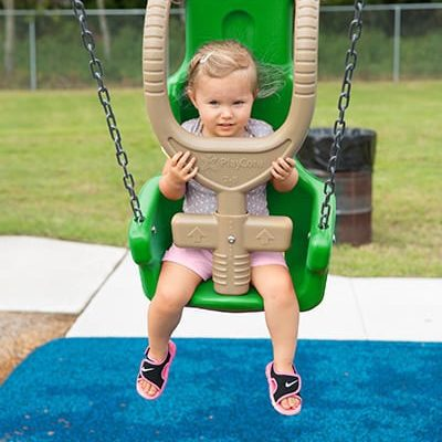 2-5 UltraPlay Inclusive Swing Seat