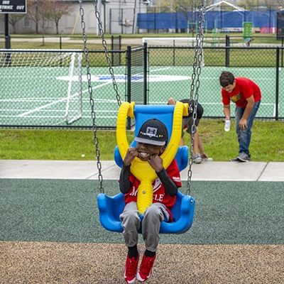 5-12 UltraPlay Inclusive Swing Seat