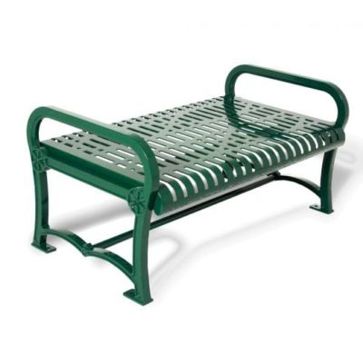 968-S4 - Charleston Series Bench without Back