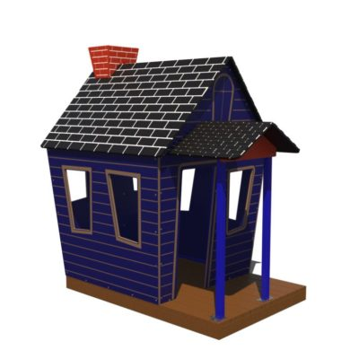 Countryside Cottage Playhouse