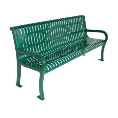 Lexington Bench - Wave Pattern