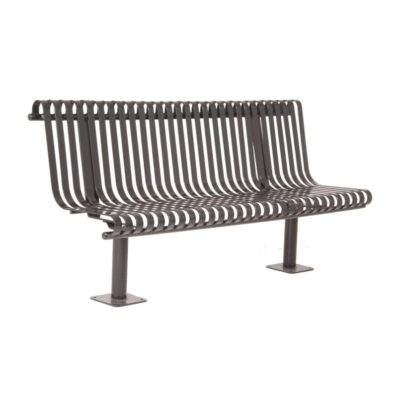 Kensington Bench with Back