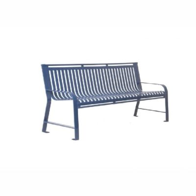 Oxford Bench with Back - 86-S6