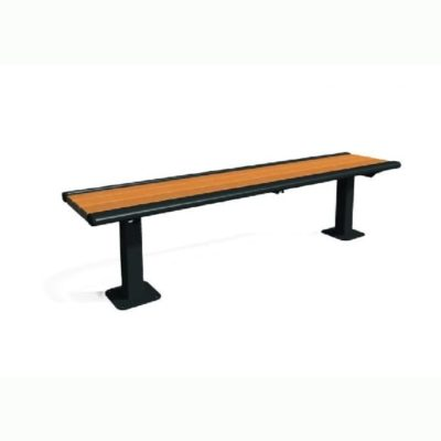 Richmond Recycled Bench without Back - 62SM-CDR6