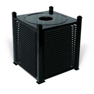 Palmetto Series Trash Receptacle - 32 Gallon