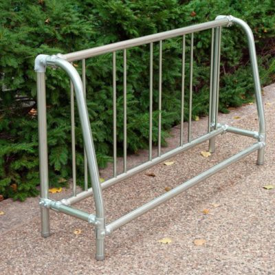 Modern Portable Double-Sided Bike Rack