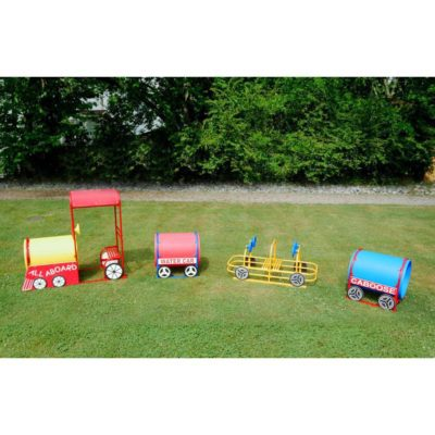IP-8030 Infinity Express 4 Piece Train Set