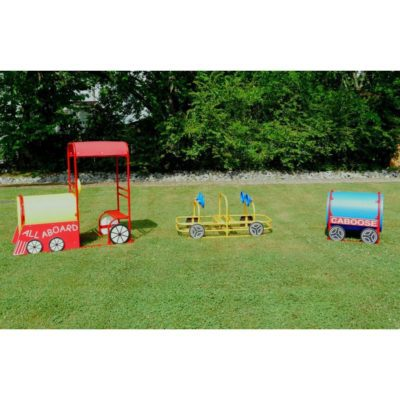 IP-8028 Infinity Express 3 Piece Train Set