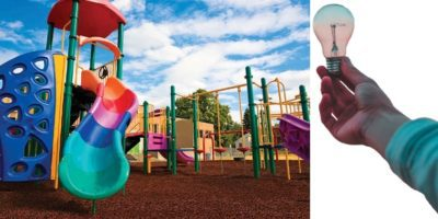 Managing a playground budget doesn't have to be difficult.